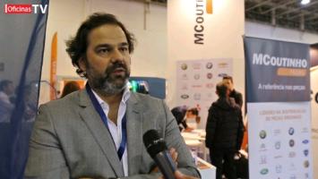 Miguel Melo em entrevista na Mecanica 2016