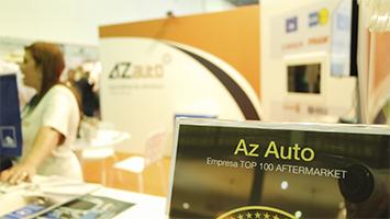 AZ Auto destacou-se na Mecânica 2016