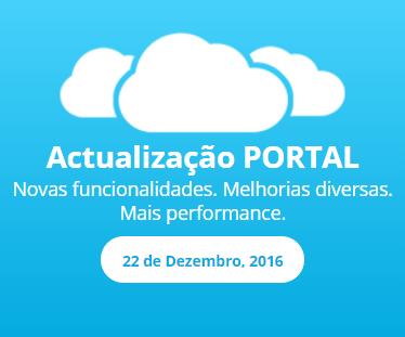 Importante: Actualização do Portal (22 de Dezembro)
