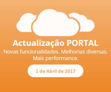 Atualização Portal: 1 de Abril de 2017