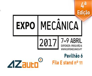 AZ Auto na Expomecânica 2017