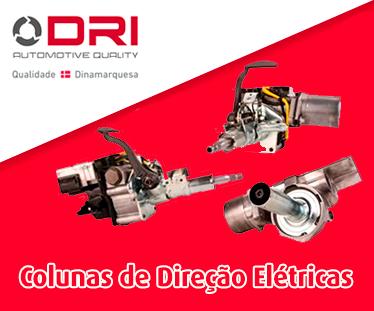 Colunas de Direção Elétricas DRI!