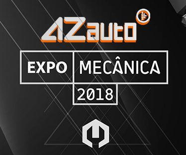 AZ Auto marca nova presença na Expomecânica!