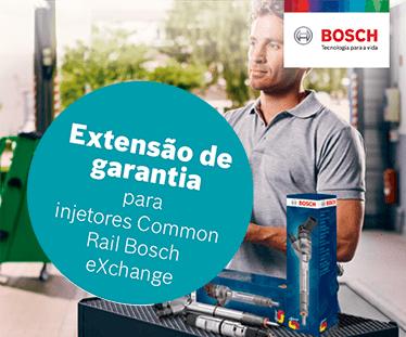 Extensão de garantia BOSCH